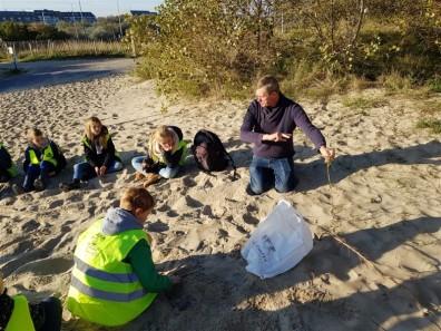 4A op stap met de gids - Zeeklassen dag 2 - De Schans - 2018 - (63)